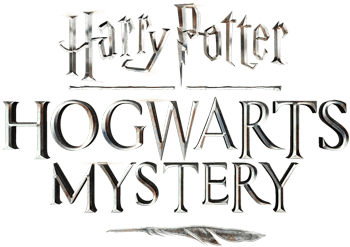 Harry Potter Hogwarts Mystery logo