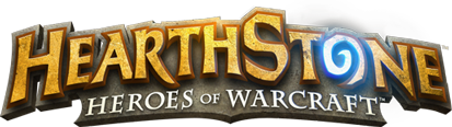 Hearthstone Heroes of Warcraft logo