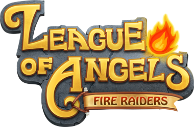 League Of Angels Fire Raiders logo