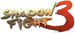 shadow fight 3 logo