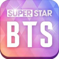 SuperStar BTS logo