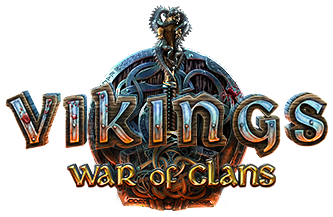 Vikings War of Clans logo