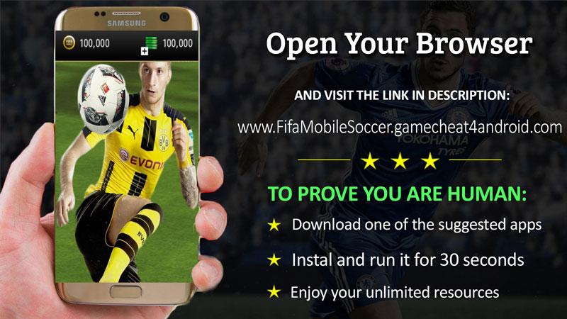 Fifa 18 apk download without human verification | Peatix