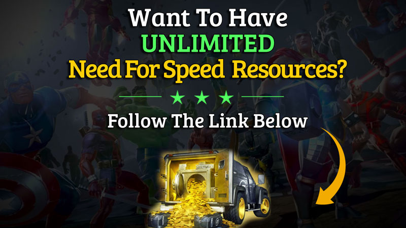 Need for speed no limits hack unlimited resources