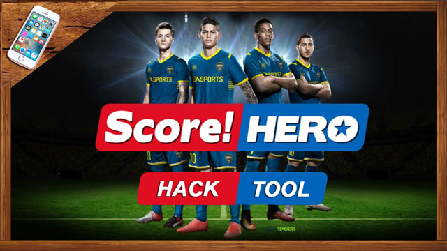 score hero hack cheat gamecheat4android