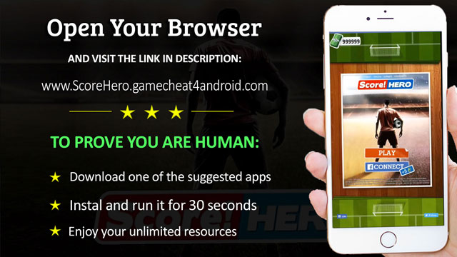 score hero hack online gamecheat4android