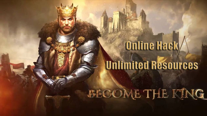 king of avalon unlimited resources