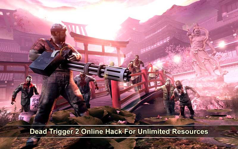 dead trigger 2 hack online
