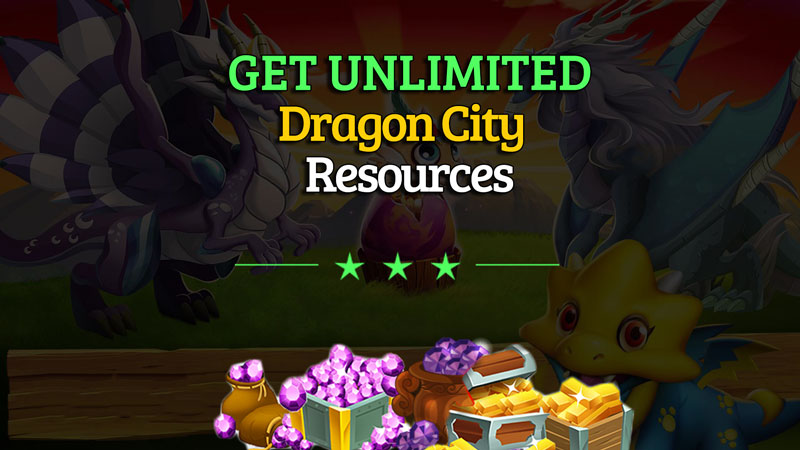 dragon city hack unlimited resources