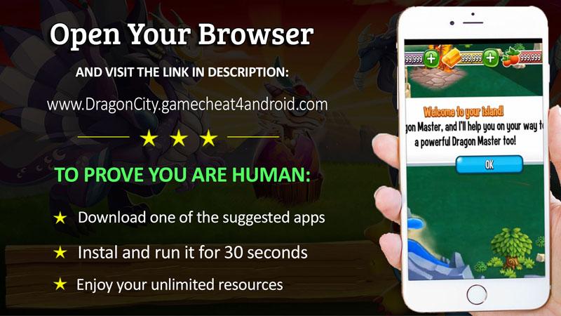 dragon city online hack