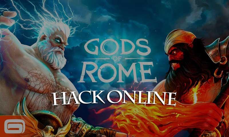 gods of rome hack new