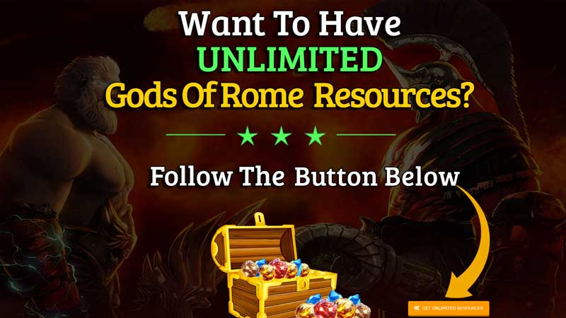 gods of rome hack unlimited resources