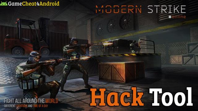 hack for modern strike online
