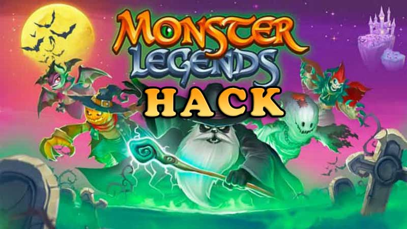 hack for monster legends