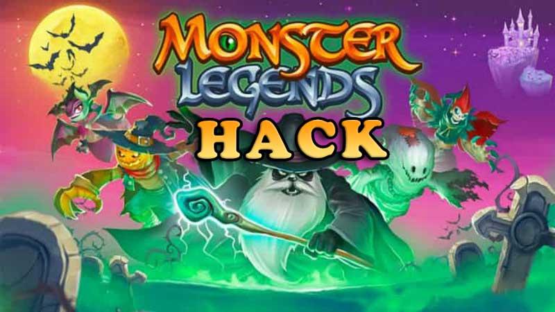 hack for monster legends