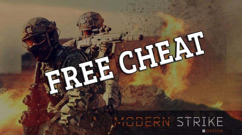 moder strike online cheats