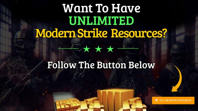 modern strike online hack unlimited resources