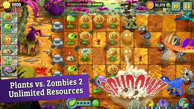 plants vs zombies 2 hack coins