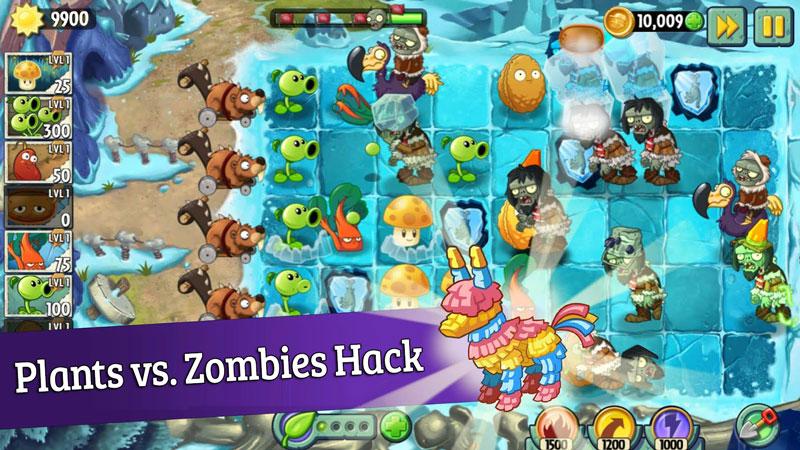 plants vs. zombies 2 hack tool