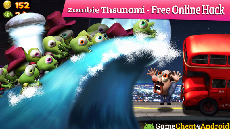 free online hack zombie tsunami