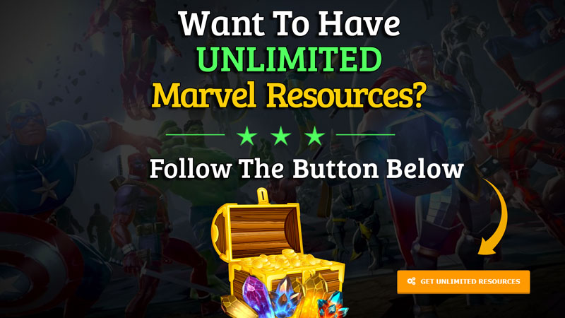 marvel contest of champions hack unlimited resources