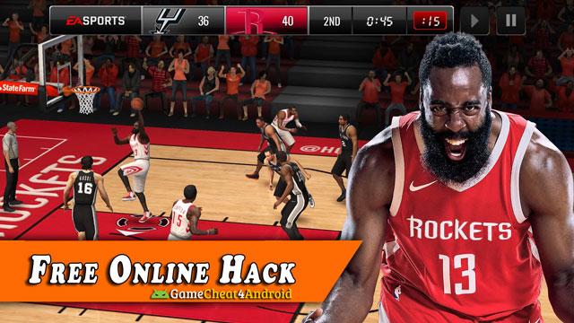 nba live mobile hack cheat tool