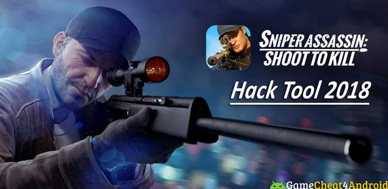 sniper 3D assassin cheat hack tool