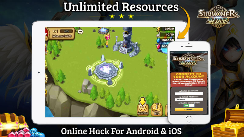 summoners war hack cheat 2019