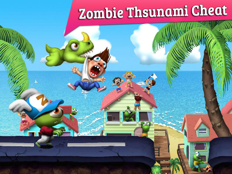 zombie tsunami cheat