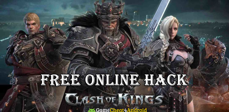 clash of kings online hack cheat