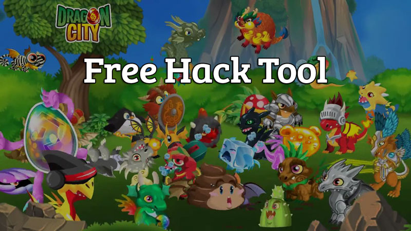 dragon city how to hack