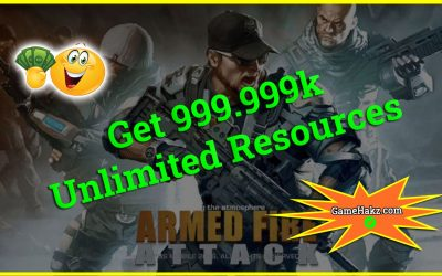 Armed Fire Attack Hack Tool Online