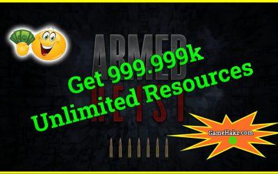 Armed Heist Hack Tool Online