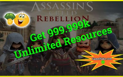 Assassins Creed Rebellion Hack Tool Online