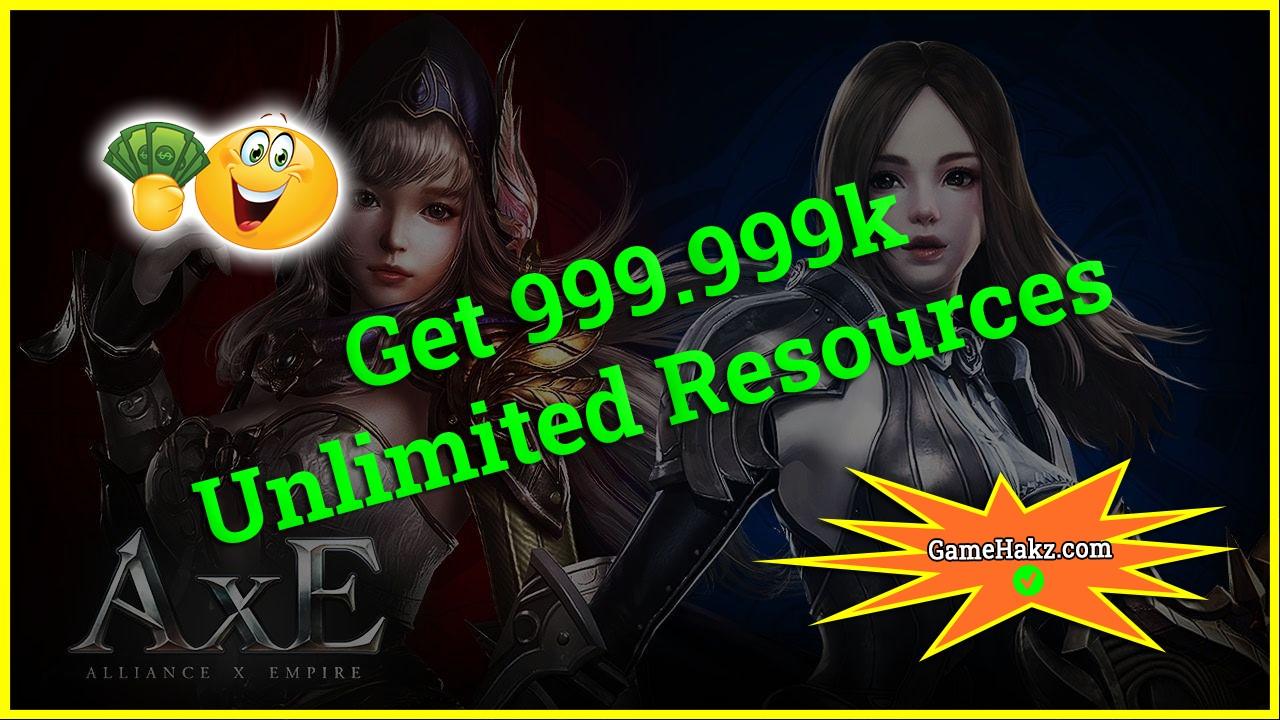 Axe Alliance Vs Empire hack 2020