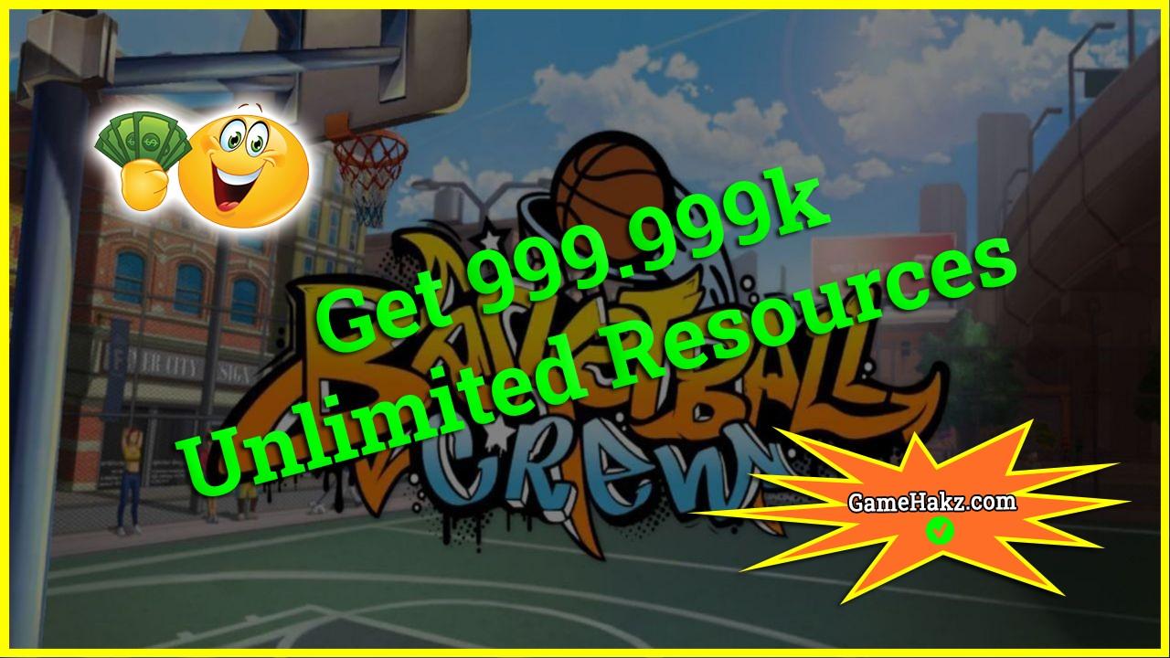 Basketball Crew 2k18 hack 2020