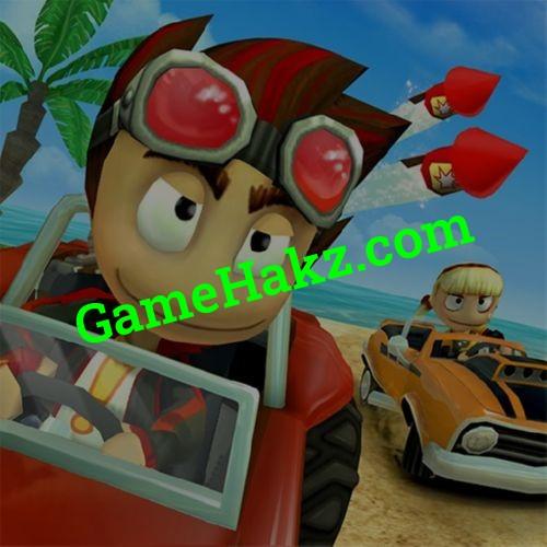 Beach Buggy Racing hack coins
