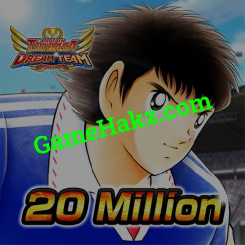 Captain Tsubasa Dream Team hack dreamballs