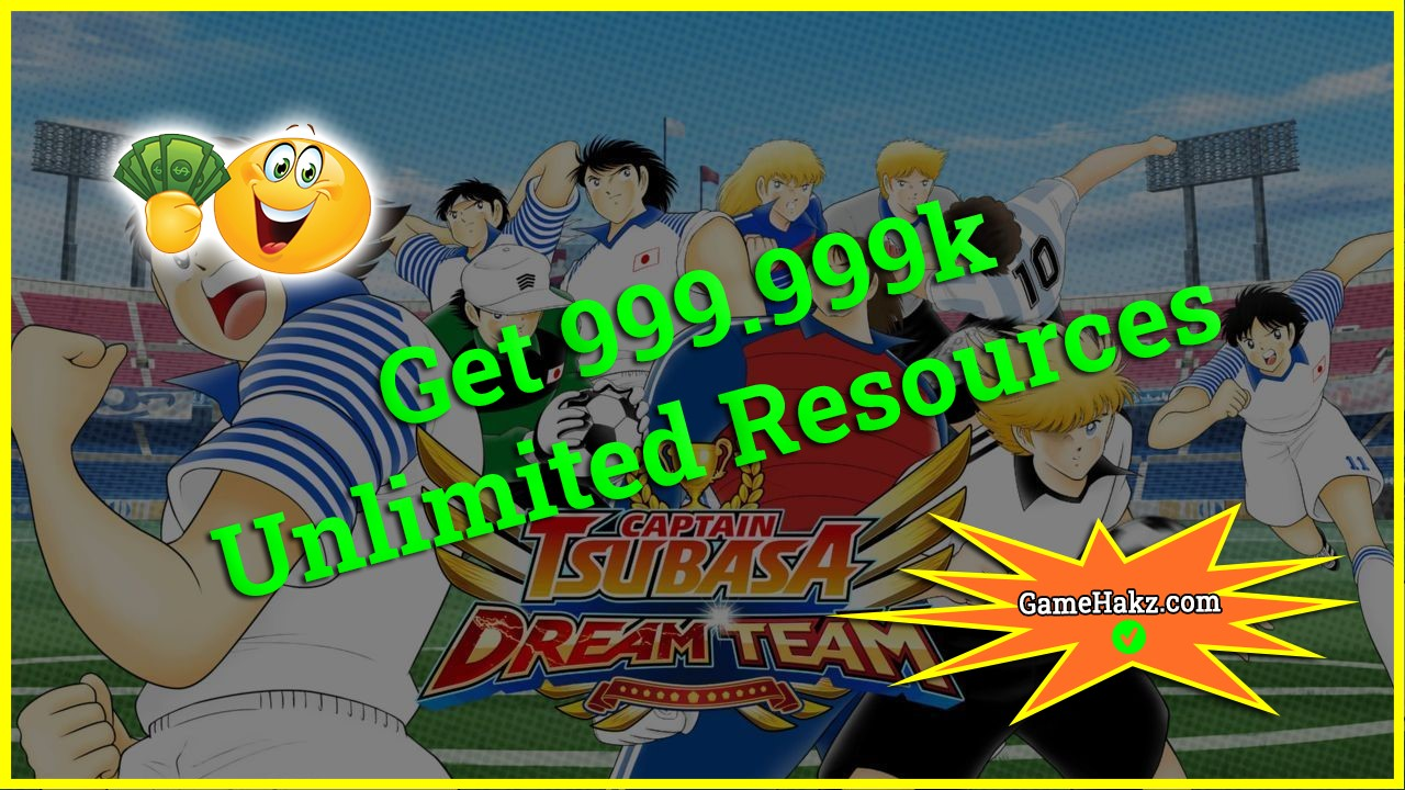 Captain Tsubasa Dream Team hack 2020
