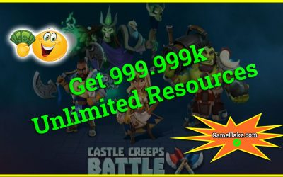 Castle Creeps Battle Hack Tool Online