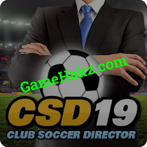 Club Soccer Director 2019 hack coins