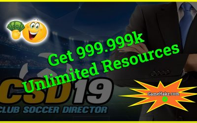 Club Soccer Director 2019 Hack Tool Online
