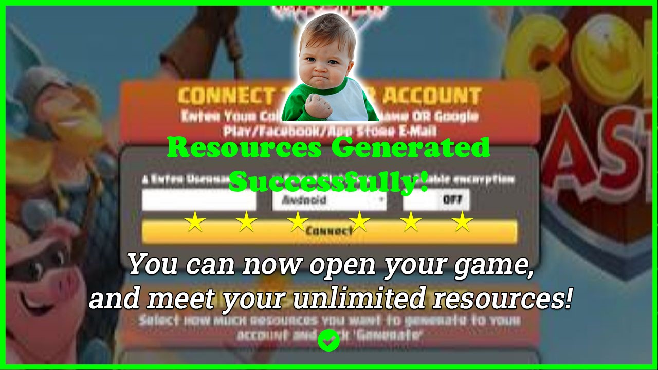hack coin game online