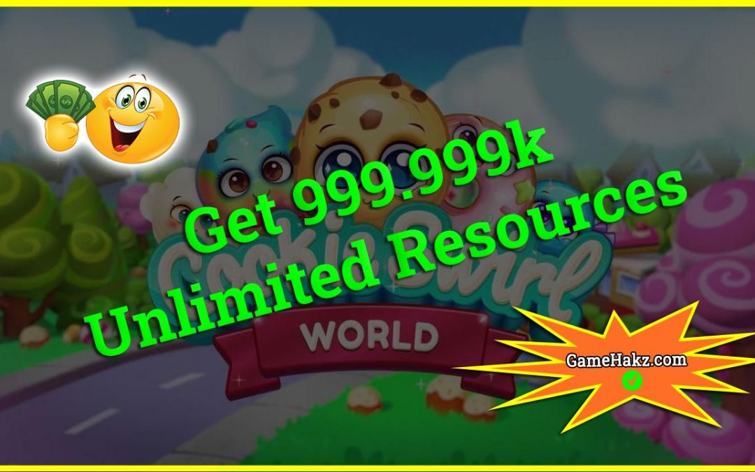 Cookie Swirl Hack Tool Online