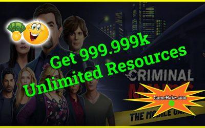 Criminal Minds The Mobile Game Hack Tool Online