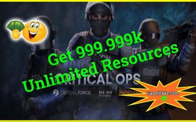 Critical Ops Hack Tool Online