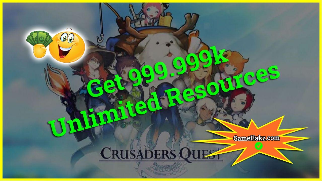 Crusaders Quest hack 2020