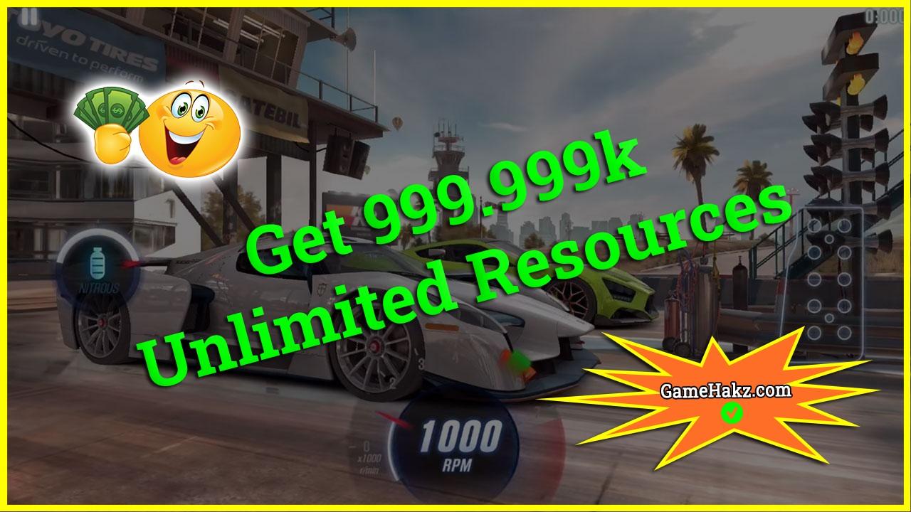 CSR Racing 2 hack 2020