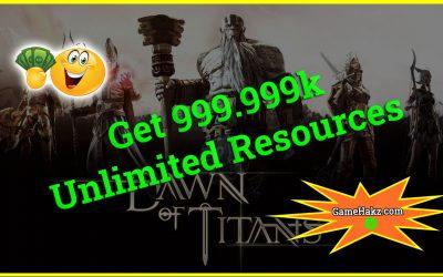 Dawn of Titans Hack Tool Online
