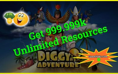 Diggys Adventure Hack Tool Online